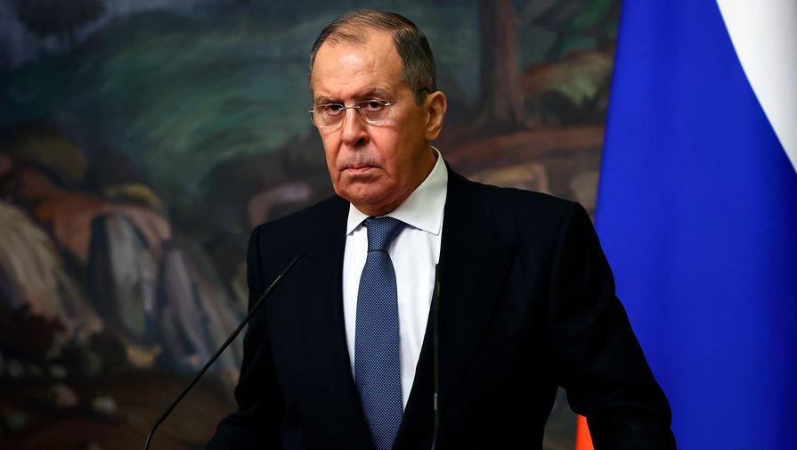 Лавров заявил, что Россия готова разорвать связи с ЕС