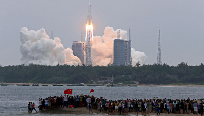 Куда бог пошлет: мир ждет падения китайской ракеты