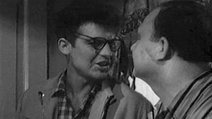 Кадр из фильма «Понедельник – день тяжелый» (1963)