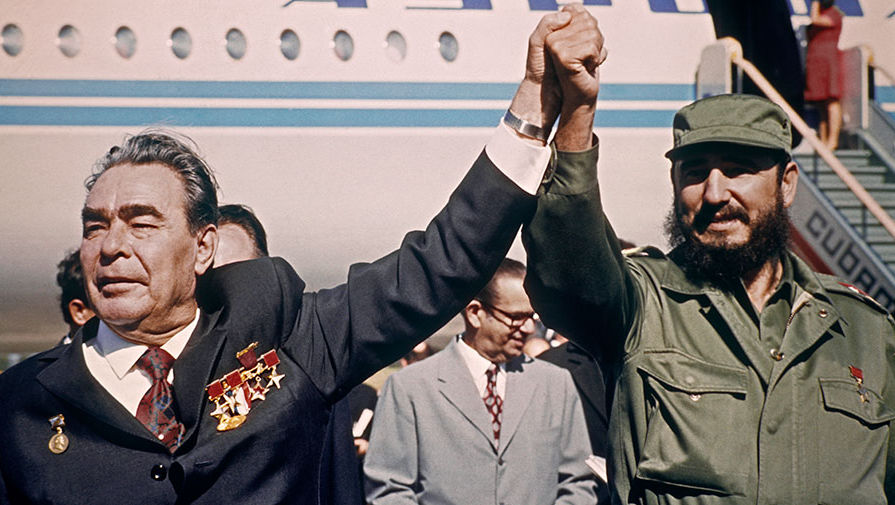 a history of the cuban missile crisis and the role of fidel castro in the sixties