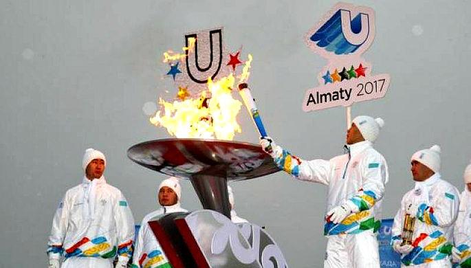 Сборная России завоевала десять медалей в первый соревновательный день Универсиады