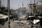 Иракская армия почти освободила западный Мосул от ИГ