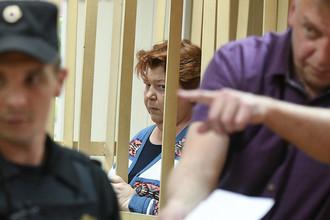 Бывший главный бухгалтер театральной труппы «Седьмая студия» Нина Масляева