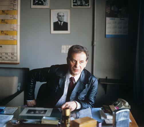 Академик Жорес Алферов, 1983 год