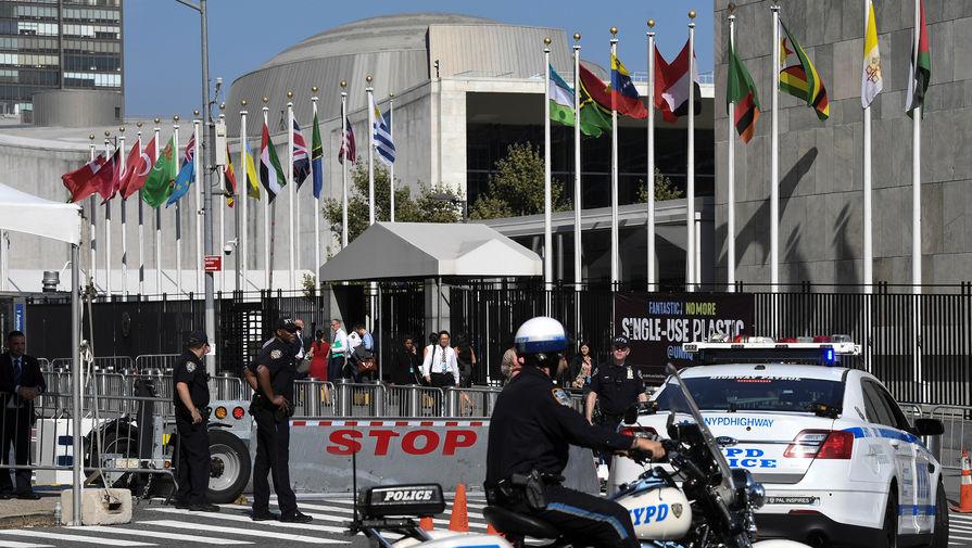 ООН занимается вопросом невыдачи виз США российскими дипломатам