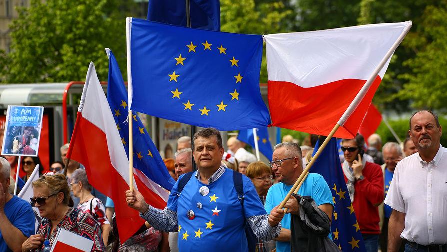 Еврокомиссия потребовала черезСЃСѓРґ ввести штрафы против Польши Р·Р°РЅР°СЂСѓС€РµРЅРёСЏ прав судей