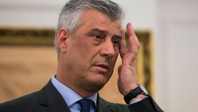 Военный преступник: почему сорвались переговоры Сербии и Косово