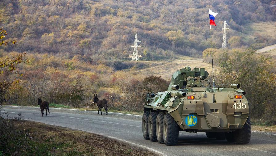В Кремле назвали главный результат мирного соглашения по Нагорному Карабаху