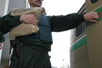 В аэропорту Внуково при задержании группы «черных» икассаторов