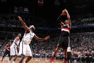 «Портленд» переиграл «Бруклин» и вышел в лидеры регулярного чемпионата НБА