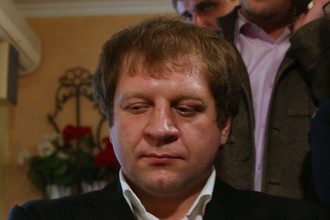 Александр Емельяненко решил защищать свои права в судебном порядке