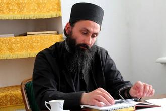 Глава самопровозглашенной Абхазской Церкви архимандрит Дорофей