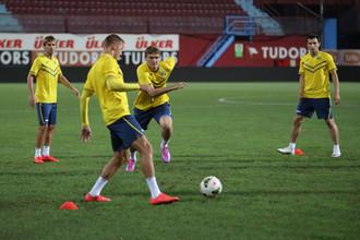Футболисты «Ростова» уже опробовали и остались крайне недовольны качеством газона в Трабзоне