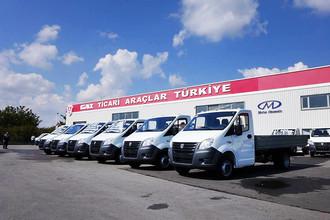 «Газель Next» уехала в Турцию