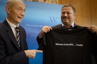 Россия пыталась присоединиться к ВТО рекордных 18 лет