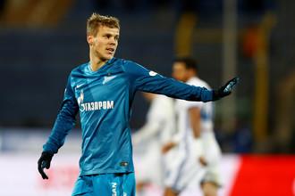 Кокорин забил в товарищеском матче против «Легии»