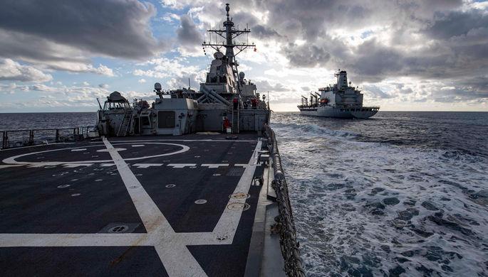США возродят Атлантический флот