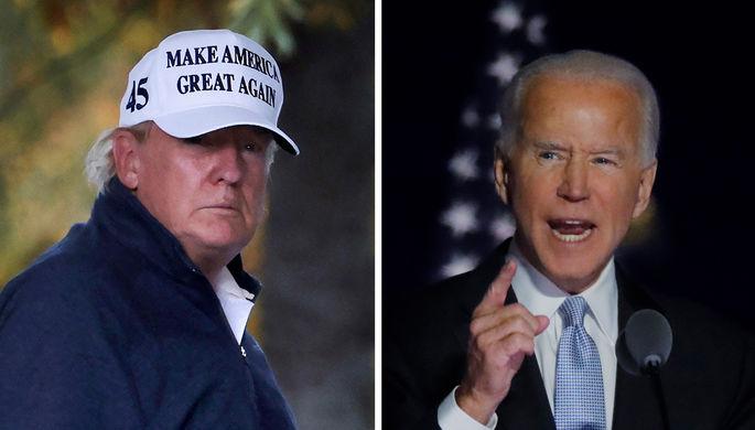 Байден против Трампа: кого мир хочет видеть главой США