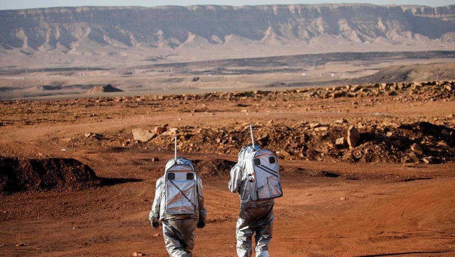 В Израиле запустили самый масштабный симулятор жизни на Марсе