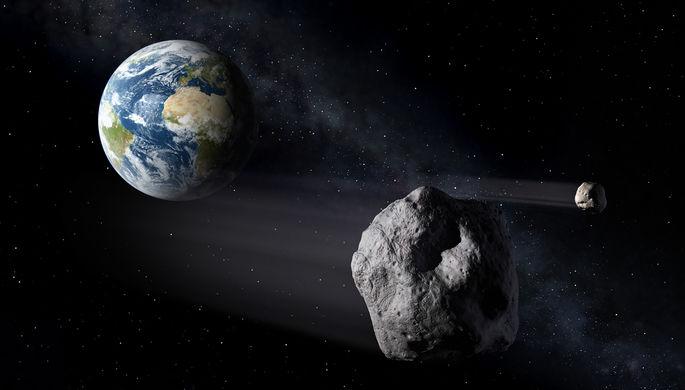 «Может чиркнуть по Земле»: астроном предупредил об астероиде