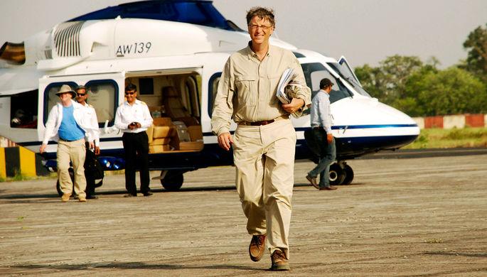 У богатых свои причуды: на что тратит деньги Билл Гейтс