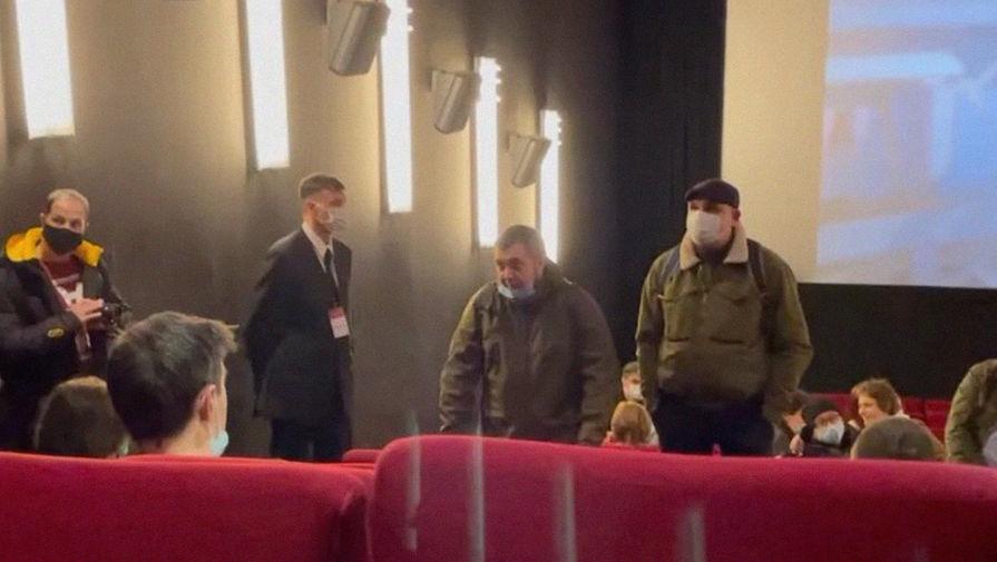 Артдокфест» сообщил о попытке сорвать московский кинопоказ - Газета.Ru |  Новости