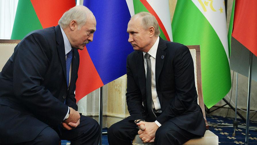 Назад не вернемся: Лукашенко отказался от объединения с Россией