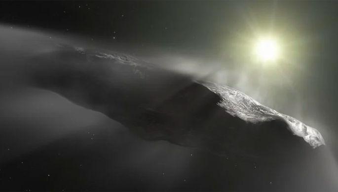 Семь раз в год: как часто прилетают межзвездные астероиды