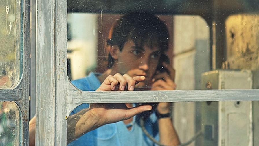 Даниил Певцов в кадре из фильма «Ангел в сердце» (2012)