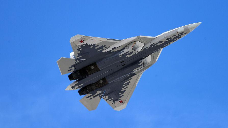 Испытаны в Сирии: Су-57 запустили в серийное производство