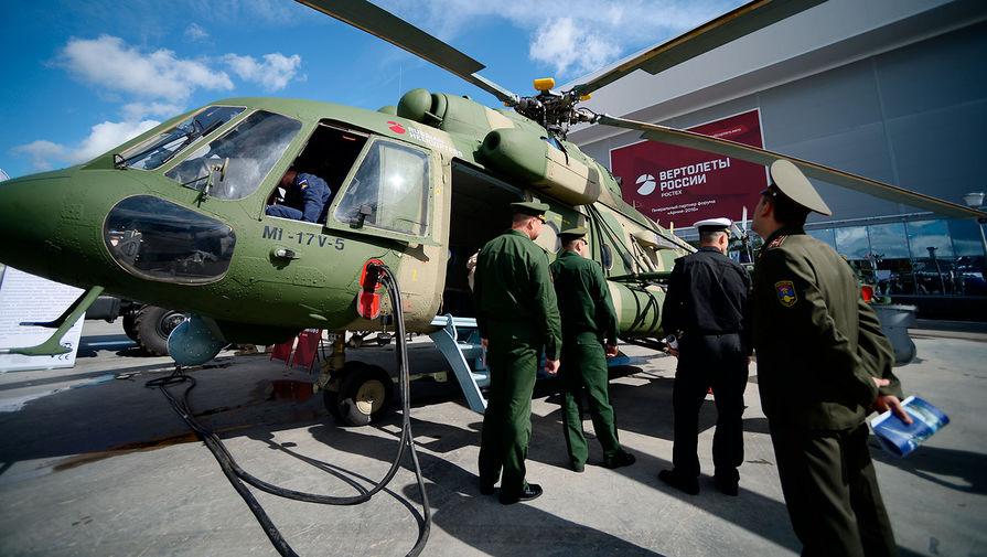 Санкции США: Мексика не будет покупать вертолеты у России