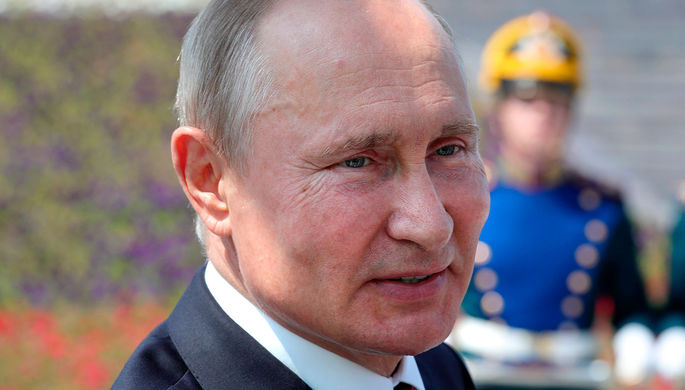 «Губернаторы посылают Трампа»: Путин описал протесты в США