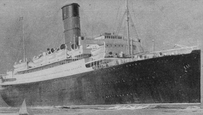 «Страшный сюжет»: как немцы потопили «Ланкастрию»