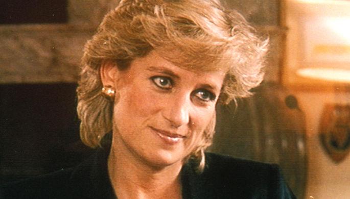 Принцесса Диана во время интервью в программе «Панорама» на BBC, 1995 год