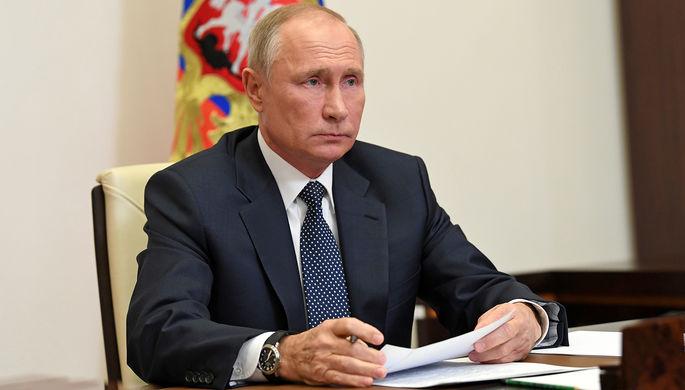 «Уже ничем не испортишь»: Путин рассказал об отношениях с США