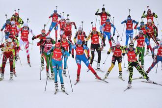 Российские биатлонисты остались без медалей в Поклюке впервые с 1992 года