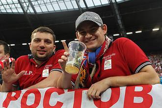 В 2018 году разрешат продажу пива на стадионах в России
