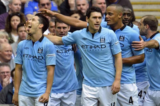 «Манчестер Сити» вышел в финал Кубка Англии