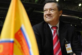Андрея Шмакова признали виновным в уклонении от уплаты налогов на сумму 32,4 млрд рублей