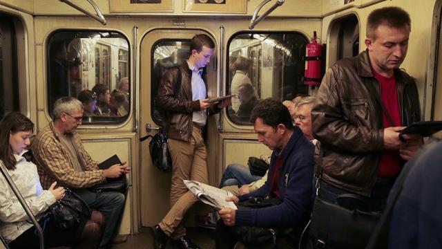 Wi-Fi-сетью в метро ежедневно пользуются 2,5 млн человек