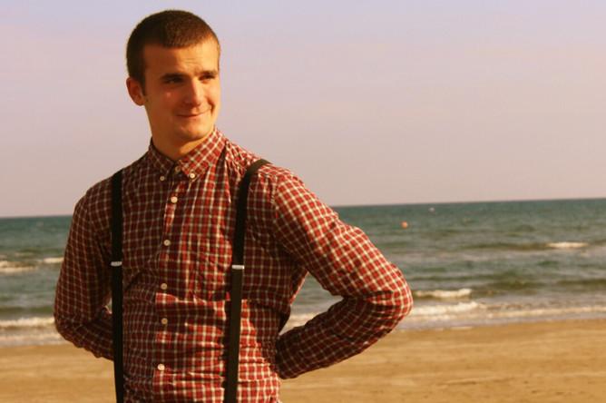 Фотография со страницы «ВКонтакте», 2013 год