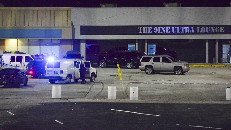 Ситуация в Канзас-Сити после стрельбы, 20 января 2020 года