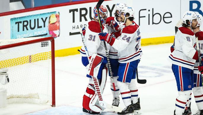 Хоккеисты «Монреаль Канадиенс»
