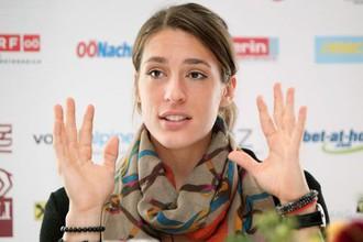 Немецкая теннисистка Андреа Петкович