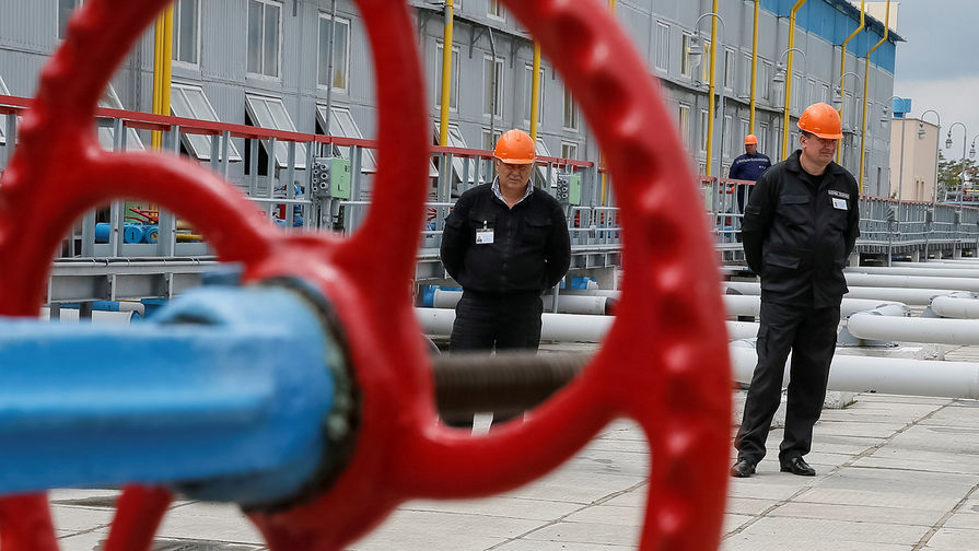 Последствия высоких цен на газ: на Украине ЧС, в Германии отказы клиентам