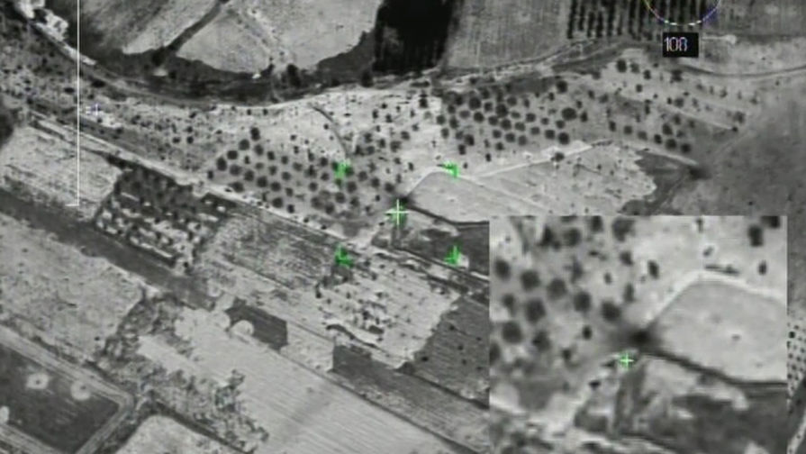 Удары в Идлибе: беспилотники ВКС атаковали боевиков