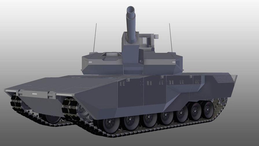 Ответ «Армате»: Франция и Германия создают свой танк