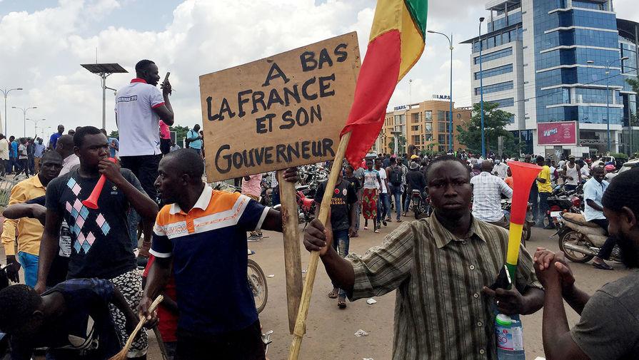 Ситуация в Бамако, Мали, 18 августа 2020 года