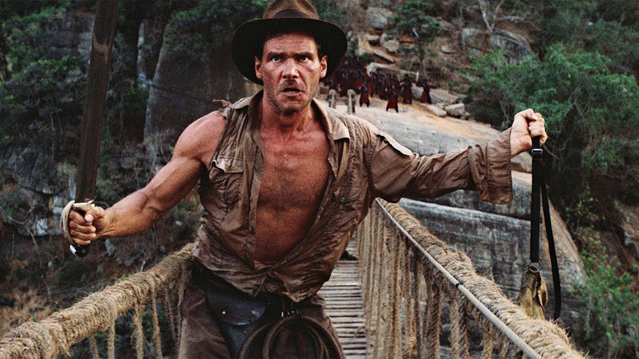Спилберг отказался снимать пятого «Индиану Джонса»