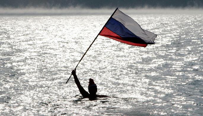 Горячее направление: британский журнал признал Крым российским